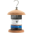 Chapelwood 6 Terracotta Punched Mesh Peanut Feeder