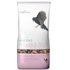 Chapelwood Bird Food - Mixed Fruits 1 kg