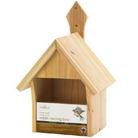 Chapelwood Robin Nesting Box in FSC Cedar