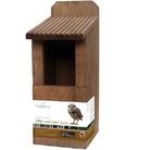 Chapelwood Little Owl Nest Box in FSC Pine