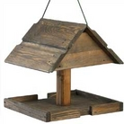 Chapelwood Hanging Bird Table In FSC Pine