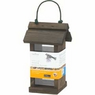 Chapelwood Wooden Peanut and Seed Feeder in FSC Pine - Small