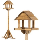 Chapelwood Premium Bird Table in FSC Pine - Flat Packed