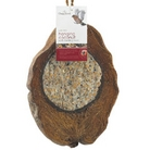 Chapelwood Bird Food - Hanging Coconut with Nesting Material