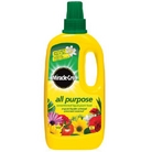 Miracle Gro All Purpose Concentrated Liquid Plant Food - 1 Litre