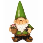 Garden Ornament - Woodland Wilf Blooming Marvellous Blooms