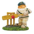 Garden Ornament - Woodland Wilf Gets Bowled Over