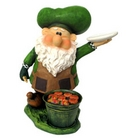 Garden Ornament - Woodland Wilf Gets Cooking