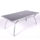Boston 180cm Rectangular Table