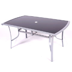 Antigua 150cm Rectangular Table