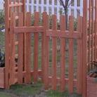 FSC Fir Gate for Fuchsia Garden Arch