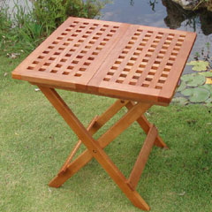 Greenfingers Acacia Occasional Table