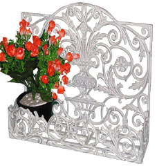 Greenfingers Stamford Victoria Cast Iron Planter