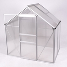 Greenfingers Aluminium Greenhouse - 6' x 4'