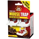 Home Defence Mouse Trap - Press n Set