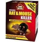 Home Defence Advanced Rat and Mouse Killer - 300g