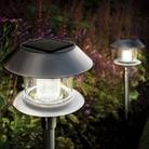 Gardman Orion Stainless Steel Solar Light - Twin Pack