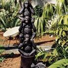 Henri Studio - Hear No Evil See No Evil Speak No Evil Garden Sculpture