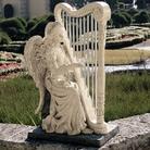 Henri Studio - Music From Heaven Angel Garden Sculpture
