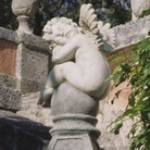 Henri Studio - Balancing a Dream Cherub Statue