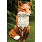 Henri Studio - Edward The Fox Statue