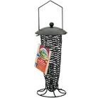 Gardman Wild Bird Peanut Feeder - Spiral Mesh Design