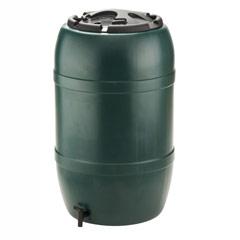 Garden Water Butt - 210 Litre