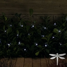 Dragonfly White String Lights - 20 LEDs
