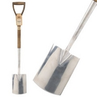 Joseph Bentley-Stainless Steel Apprentice Garden Spade