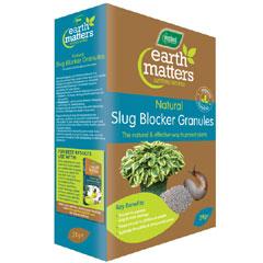 Earth Matters Slug Blocker Granules - 2kg