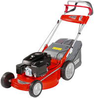 Efco LR53-TK All-Road 3-in-1 Hi-Wheel Petrol Self-Propelled Lawn Mower (Special Offer)