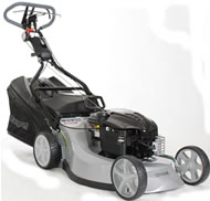 Masport MSV 800 Genius 5-IN-1 Variable Speed Petrol Lawn Mower