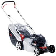 Al-Ko 430B Premium Hand-Propelled Petrol Combi Lawn Mower