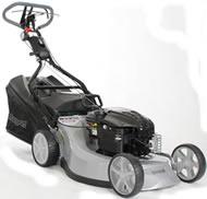 Masport MSV 550-SP Genius 5-IN-1 Power-Driven Petrol Lawn Mower