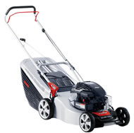 Al-Ko 430BR Premium 3-in-1 Petrol Rotary Lawn Mower (Self-Propelled)