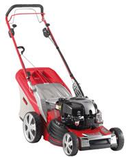 Al-Ko 4800BRV Alu Powerline 4-in-1 Petrol Rotary Lawn Mower (Variable-Speed Drive)