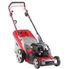 Al-Ko 4800BRV Alu Powerline 4-in-1 Petrol Rotary Lawn Mower (Variable-Speed Drive)