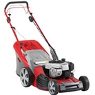 Al-Ko 5300BRV Alu Powerline 4-in-1 Petrol Rotary Lawn Mower (Variable-Speed Drive))