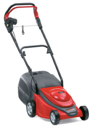 Castel Lawn King XPE41EL Electric Four Wheel Lawn Mower