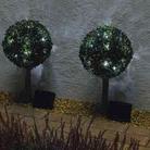 Solar Bay Tree Lights