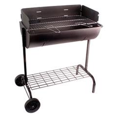 Party Barrel Charcoal BBQ