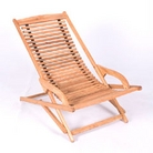 Greenfingers FSC Acacia Relaxer Chair