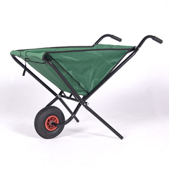 Greenfingers Folding Wheelbarrow