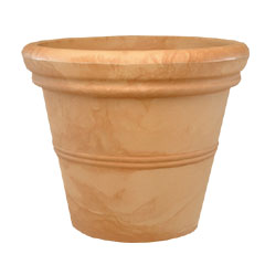 Traditional Round Plant Pot - 43cm
