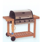 Landmann FSC Grill Chef 3 Burner Gas  BBQ
