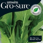 Spinach Oriental Mikado Seeds (Gro-sure)