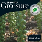 Brussels Sprout Cumulus Seeds (Gro-sure)