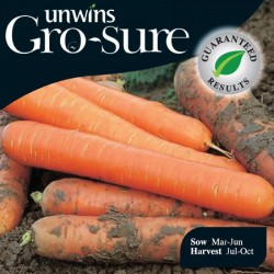 Carrot Champion Seeds (Gro-sure)