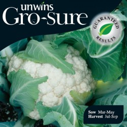 Cauliflower Clarify Seeds (Gro-sure)