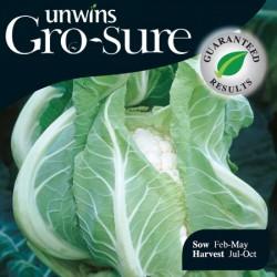 Cauliflower Raleigh Seeds (Gro-sure)